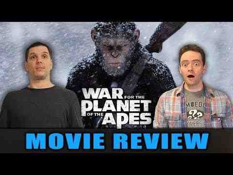 War for the Planet of the Apes - Schmoeville Movie Review