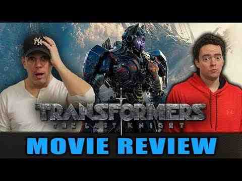 Transformers: The Last Knight - Schmoeville Movie Review