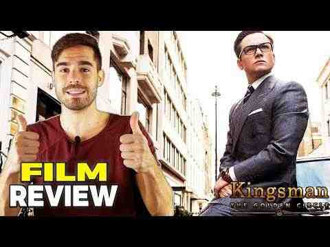 Kingsman 2 - The Golden Circle - Filmkritix Kritik Review