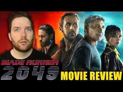 Blade Runner 2049 - Chris Stuckmann Movie review