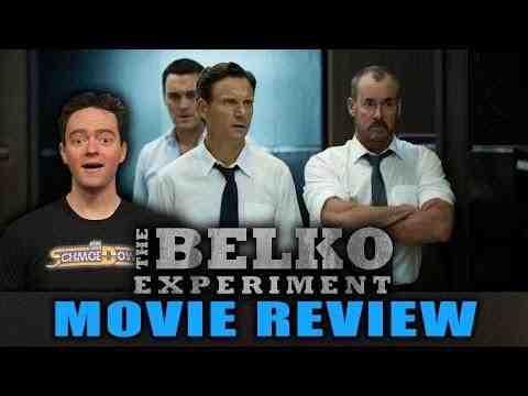 The Belko Experiment - Schmoeville Movie Review