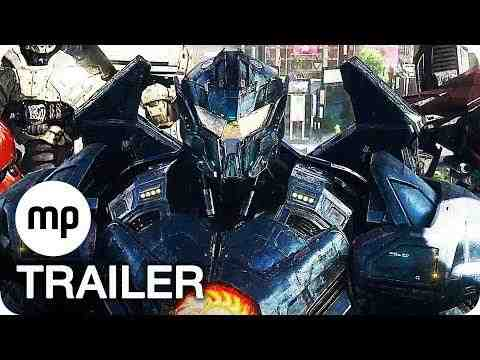 Pacific Rim 2: Uprising - trailer 1