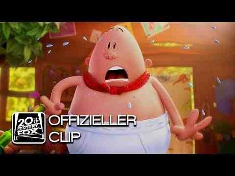 Captain Underpants - Clip