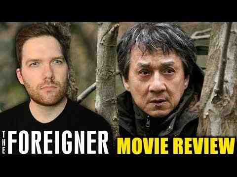 The Foreigner - Chris Stuckmann Movie review