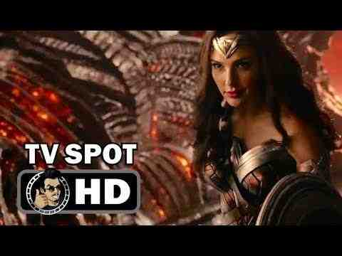 Justice League - TV Spots