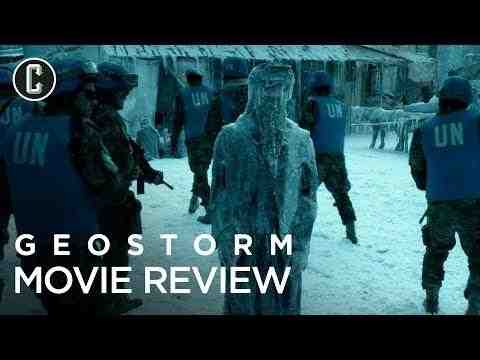 Geostorm - Collider Movie Review