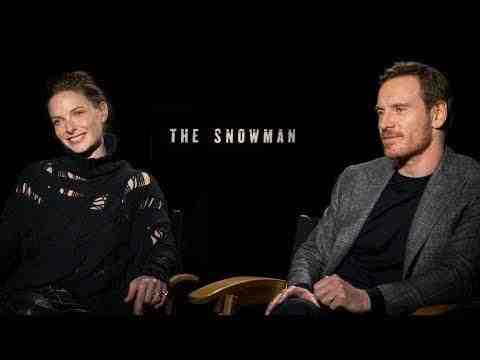 The Snowman - Michael Fassbender and Rebecca Ferguson Interview