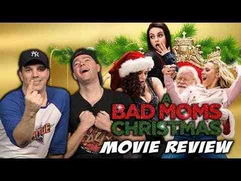 Bad Moms Christmas Meme.Film Bad Moms 2 Trailer
