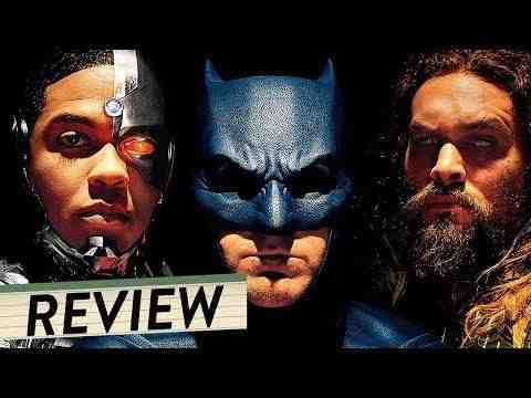 Justice League - Filmlounge Review & Kritik