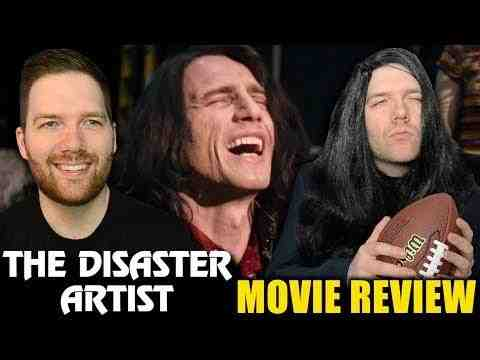 The Disaster Artist - Chris Stuckmann Movie review
