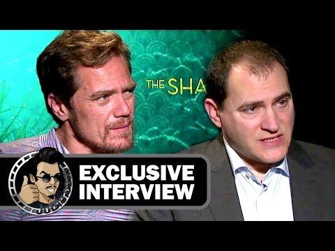 The Shape of Water - Michael Shannon & Michael Stuhlbarg Interview