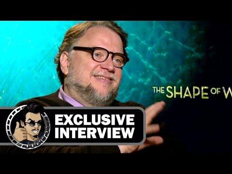 The Shape of Water - Guillermo Del Toro Interview