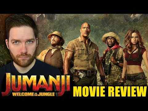 Jumanji: Welcome to the Jungle - Chris Stuckmann Movie review
