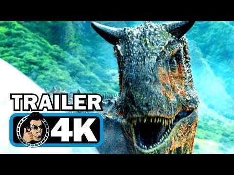 Jurassic World: Fallen Kingdom - trailer 2 (4K ultra HD)