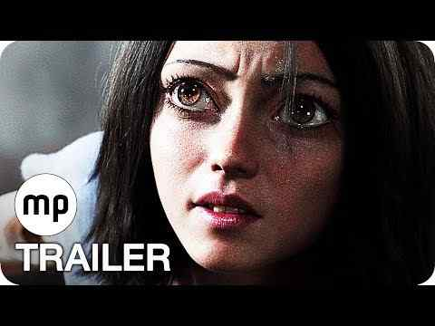 Alita: Battle Angel - trailer 1