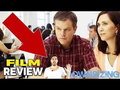 Downsizing - Filmkritix Kritik Review