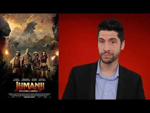 Jumanji: Welcome to the Jungle - Jeremy Jahns Movie review