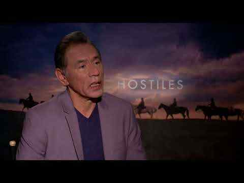 Hostiles - Wes Studi Interview