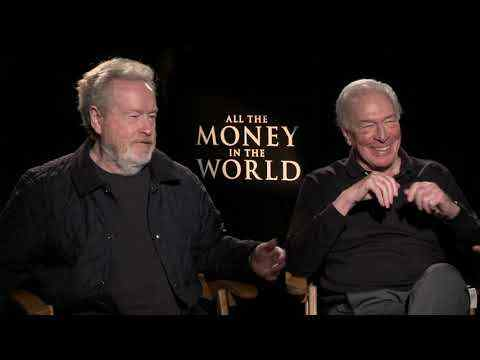 All the Money in the World - Ridley Scott & Christopher Plummer