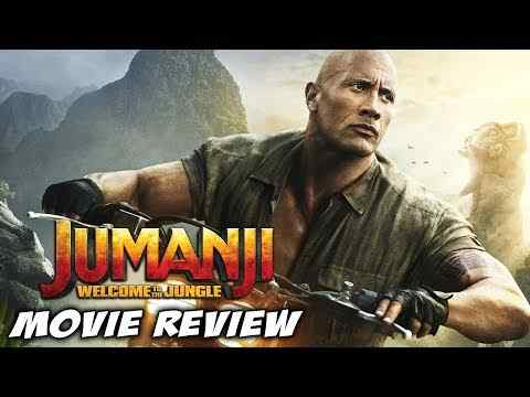 Jumanji: Welcome to the Jungle - Schmoeville Movie Review