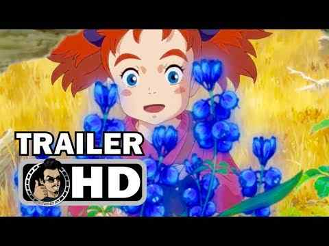 Mary and the Witch's Flower - trailer 1