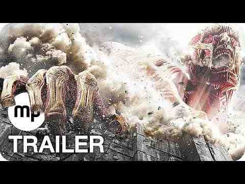 Attack on Titan 2: End of the World - trailer 1