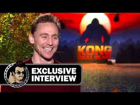 Kong: Skull Island - Tom Hiddleston Interview