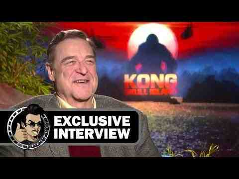 Kong: Skull Island - John Goodman Interview