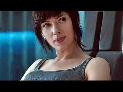 Ghost in the Shell - Trailer & Featurette