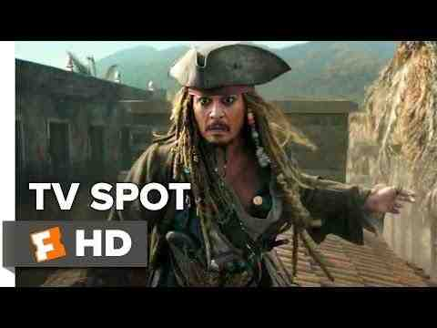 Pirates of the Caribbean: Dead Men Tell No Tales - TV Spot 2