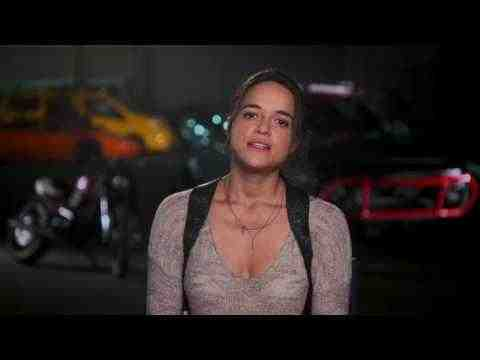 The Fate of the Furious - Michelle Rodriguez