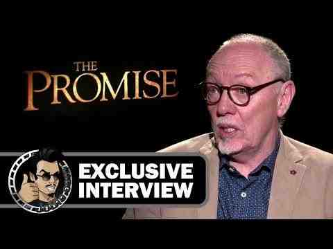 The Promise -  Director Terry George Interview