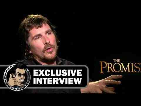 The Promise - Christian Bale Interview