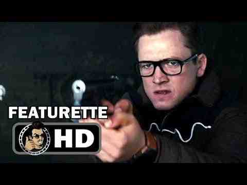 Kingsman: The Golden Circle - Featurette