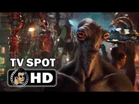 Valerian and the City of a Thousand Planets - TV Spot 1