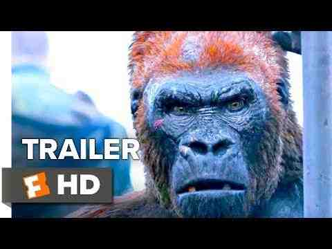War for the Planet of the Apes - trailer 4