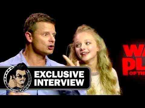 War for the Planet of the Apes - Steve Zahn & Amiah Miller Interview