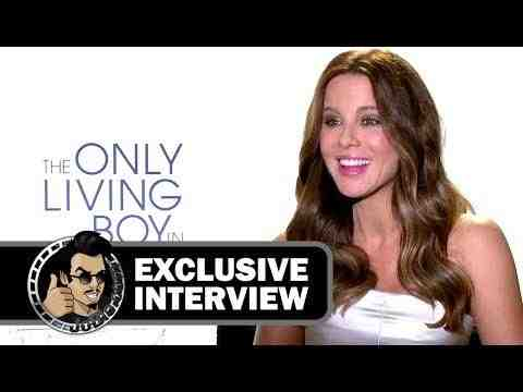 The Only Living Boy in New York - Kate Beckinsale Interview
