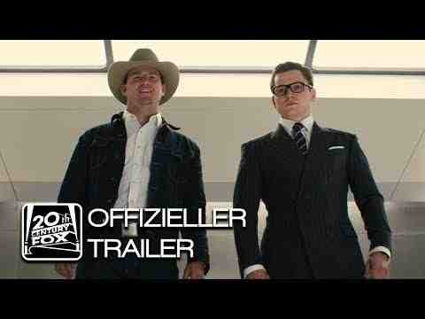 Kingsman 2 - The Golden Circle - trailer 3