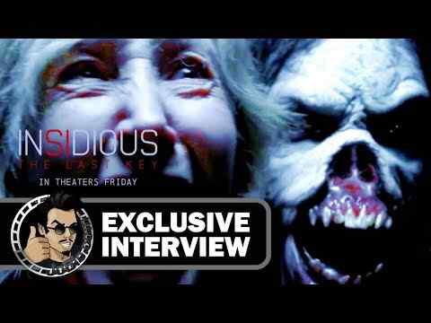 Insidious: The Last Key - Interviews