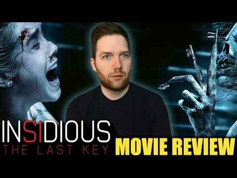 Insidious: The Last Key - Chris Stuckmann Movie review
