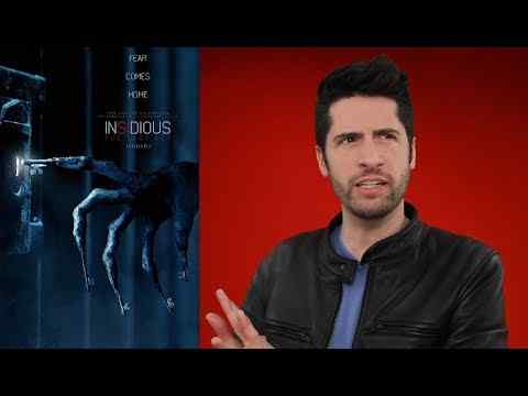 Insidious: The Last Key - Jeremy Jahns Movie review