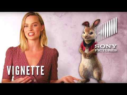Peter Rabbit - Margot Robbie as