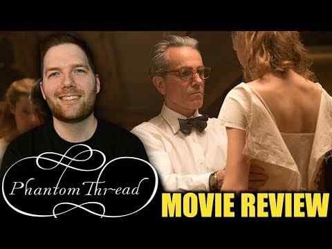 Phantom Thread - Chris Stuckmann Movie review