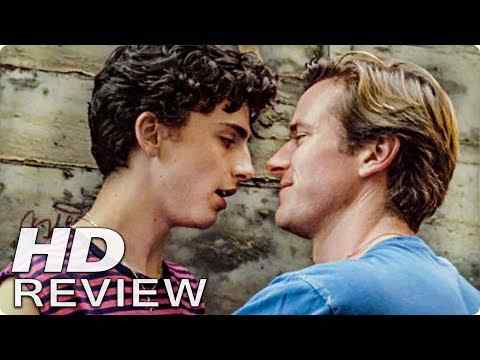 Call Me By Your Name - Robert Hofmann Kritik Review