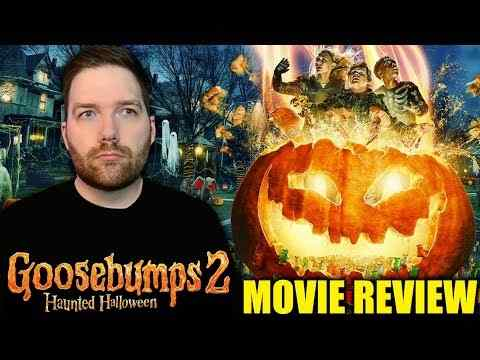 Goosebumps 2: Haunted Halloween - Chris Stuckmann Movie review