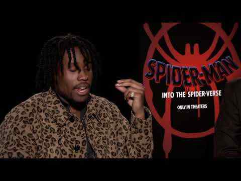 Spider-Man: Into the Spider-Verse - Shameik Moore & Jake Johnson Interview