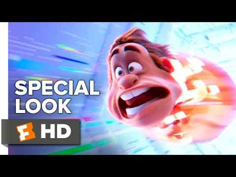 Ralph Breaks the Internet: Wreck-It Ralph 2 - TV Spot 1