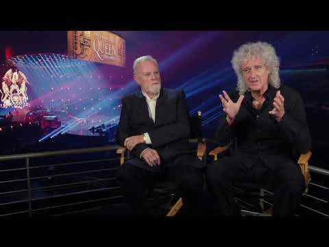Bohemian Rhapsody - Roger Taylor & Brian May Interview