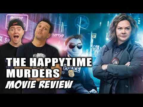 The Happytime Murders - Schmoeville Movie Review